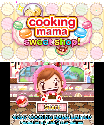What Does Your Favorite Cooking Mama: Sweet Shop Dessert Say About You?