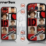 One Direction Galaxy S5 Case