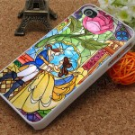 Beauty and the Beast iPhone 5 Case