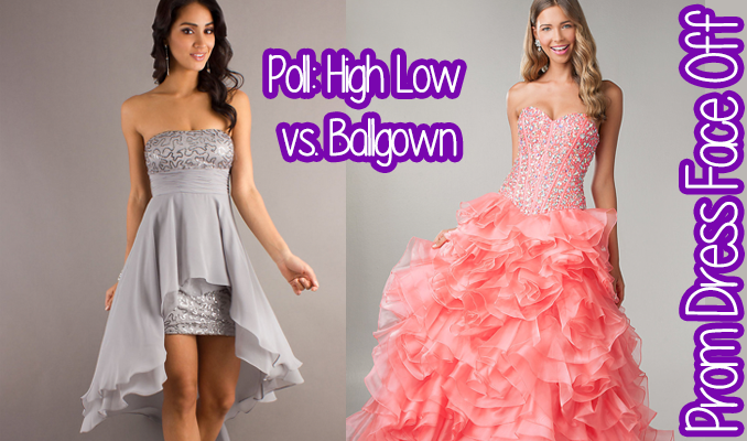 Prom Dress Face Off