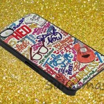 Taylor Swift iPhone 5 Case