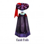Claude Frollo Disney Villain Perfume Bottle