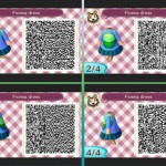 Fionna Dress Animal Crossing QR Code