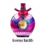 Governor Ratcliffe Disney Villain Perfume Bottle