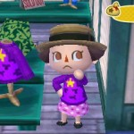 Lumpy Space Princess Sweater Animal Crossing QR Code