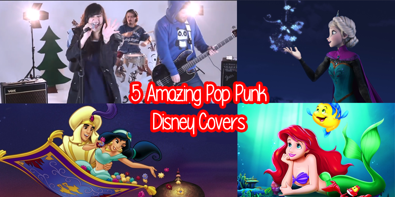 Pop Punk Disney Covers