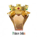 Prince John Disney Villain Perfume Bottle