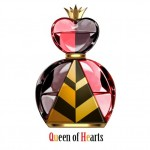 Queen of Hearts Disney Villain Perfume Bottle