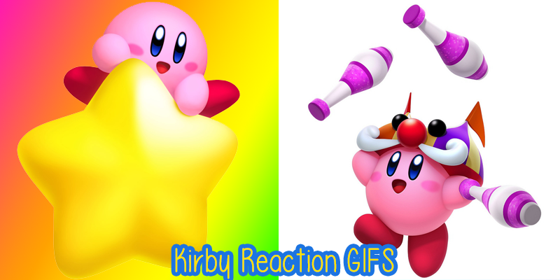 Kirby Reaction GIFs