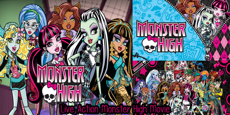 Live Action Monster High Movie