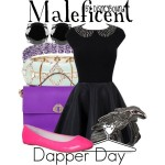 Maleficent Inspired Style