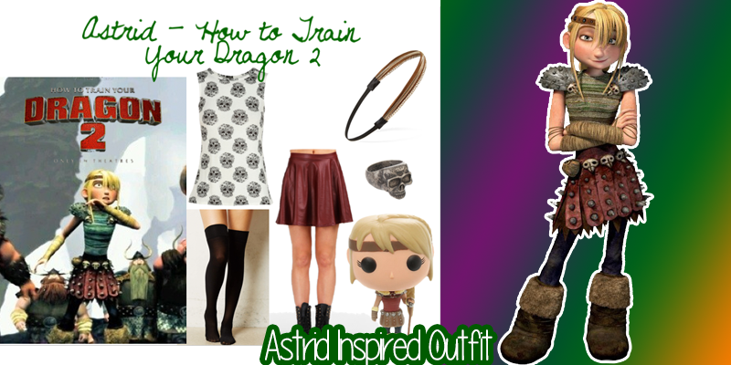Astrid Inspired Outfit