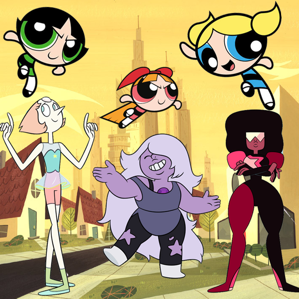 5 Cartoon Crossovers That Need To Happen Yayomg
