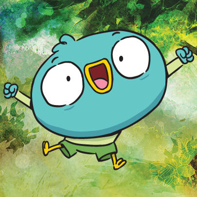 Harvey Beaks - Harvey