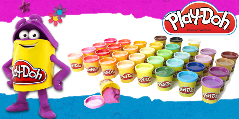 Play Doh Movie