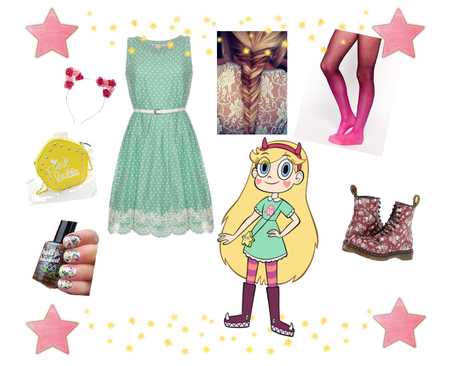 Star Butterfly Outfit