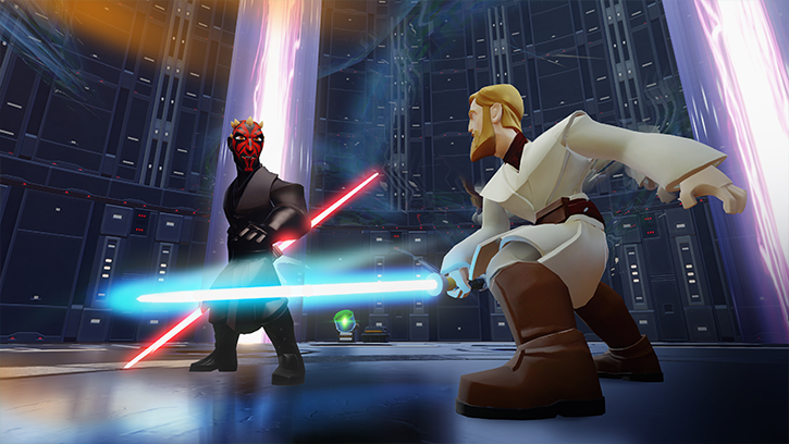 Disney Infinity 3.0 - Star Wars: Twilight of the Republic Play Set