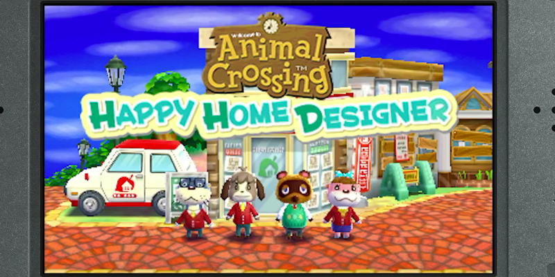 Animal Crossing: Happy Home Designer Update  YAYOMG!