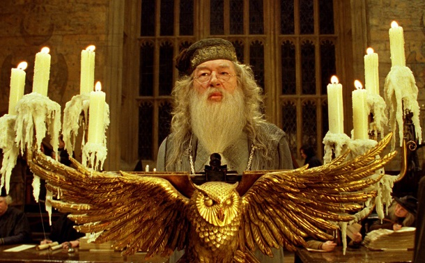 Best Fictional Dads - Dumbledore - Harry Potter