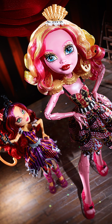 Monster High - Gooliope Jellington