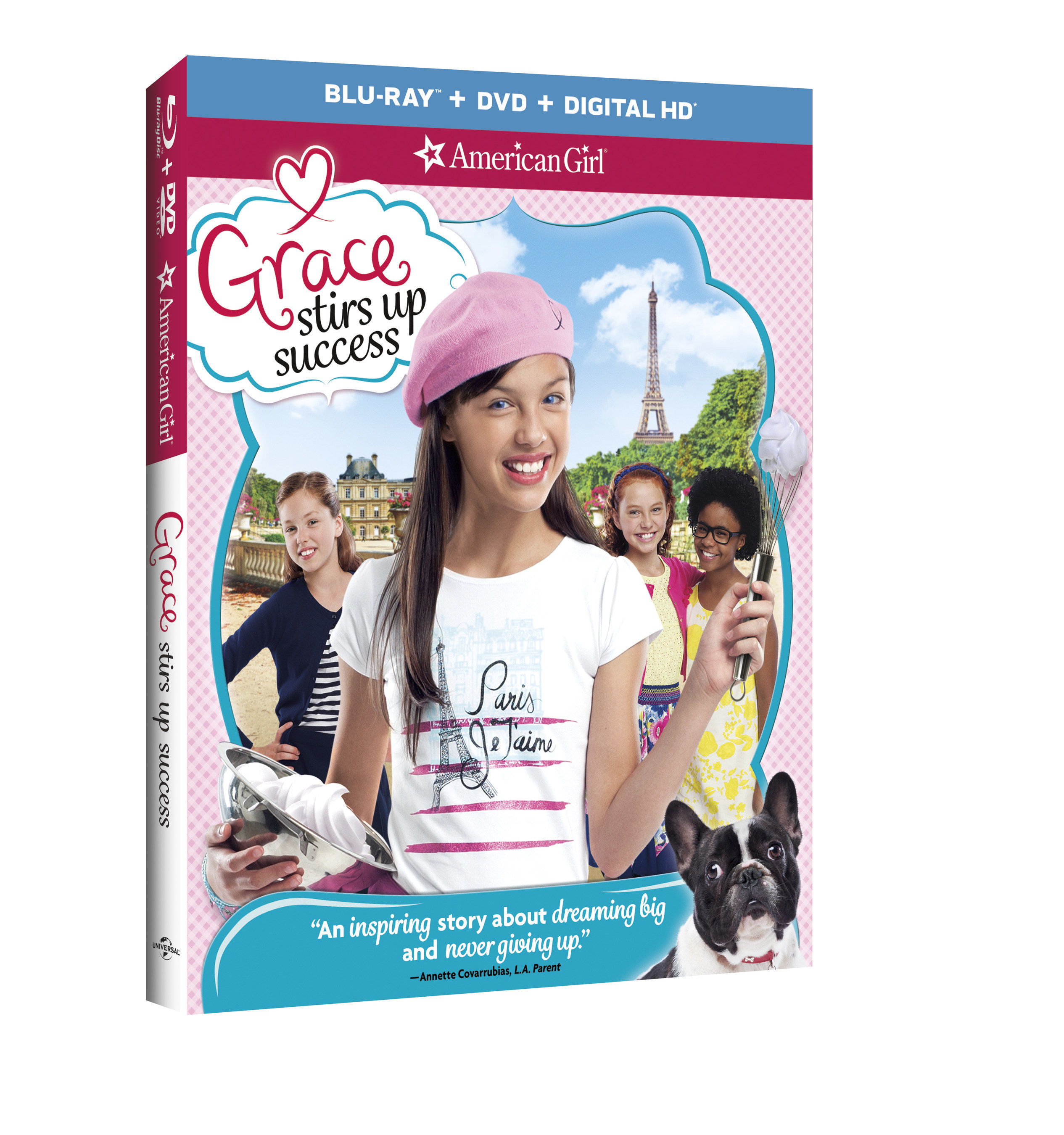American Girl - Grace Stirs Up Success DVD