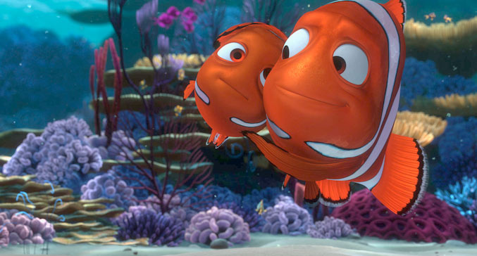 Best Fictional Dads - Marlin - Finding Nemo
