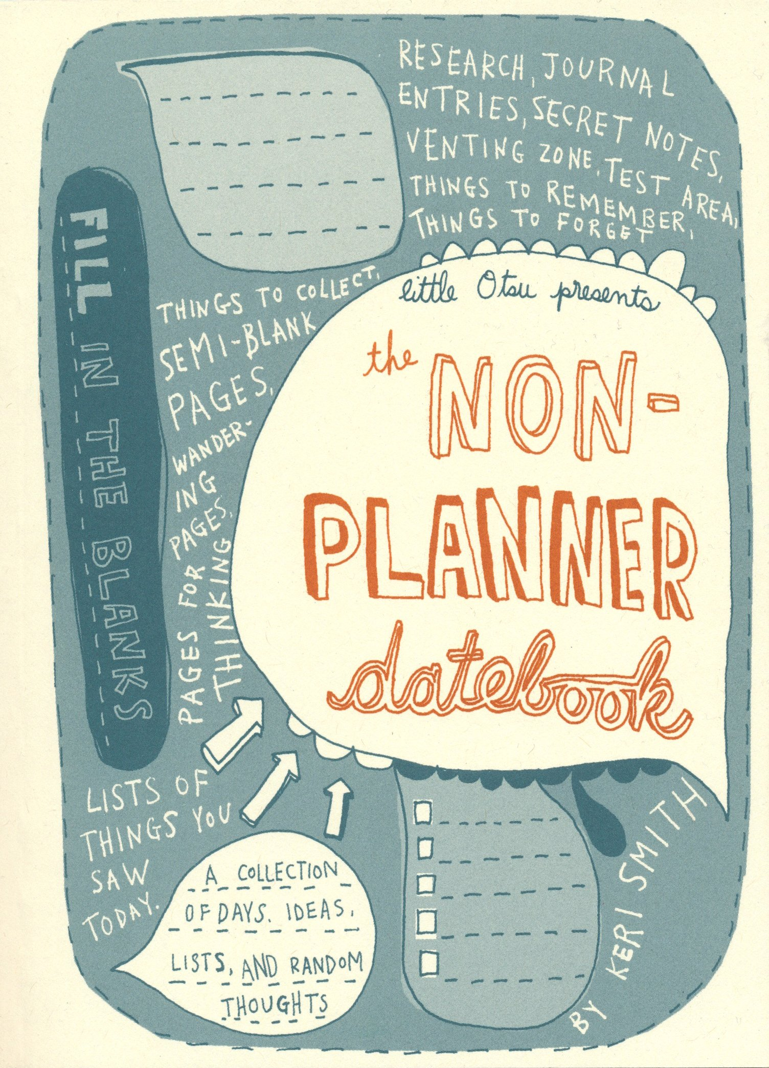 Dating a non planner