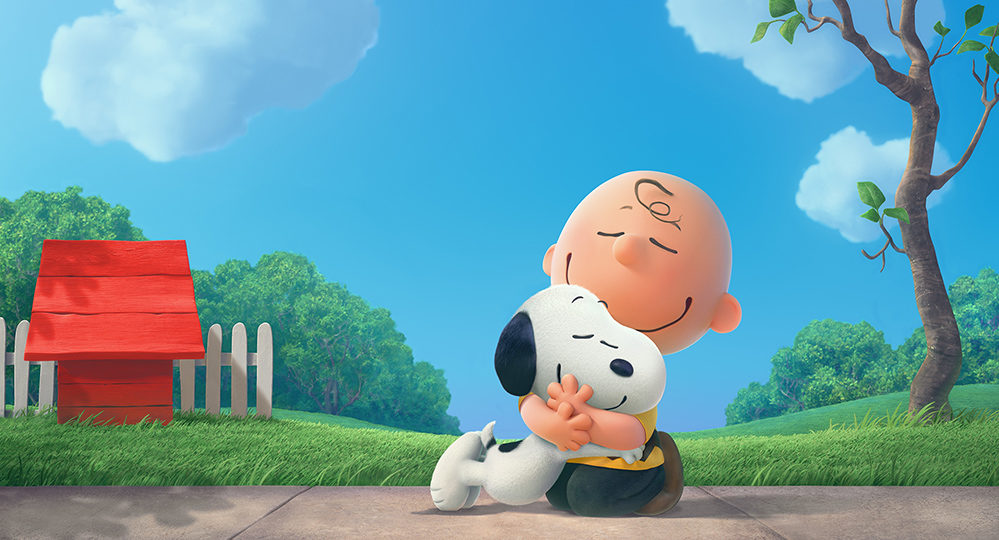 Peanuts Movie - November 6