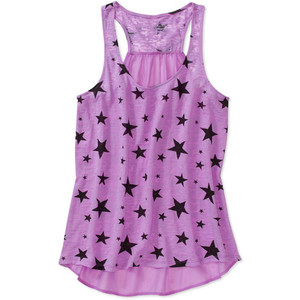 Purple Star Tank
