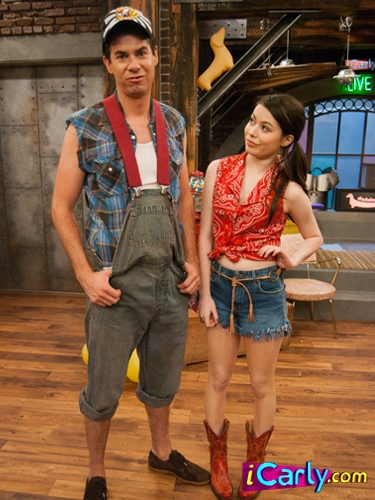 Best Fictional Dads - Spencer Shay - iCarly