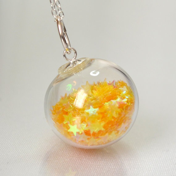 Star Orb Necklace