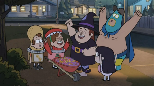 Summerween - Gravity Falls