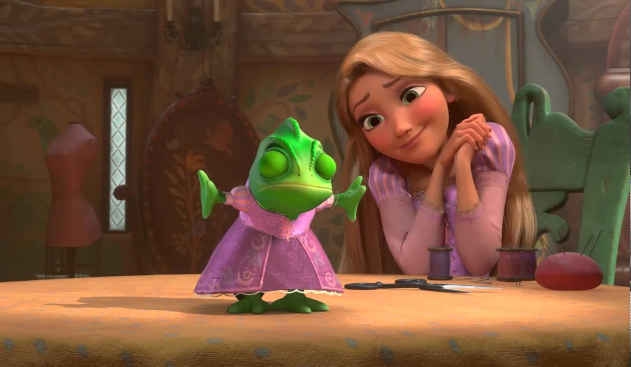 Tangled Animated TV Series - Disney Channel 2017