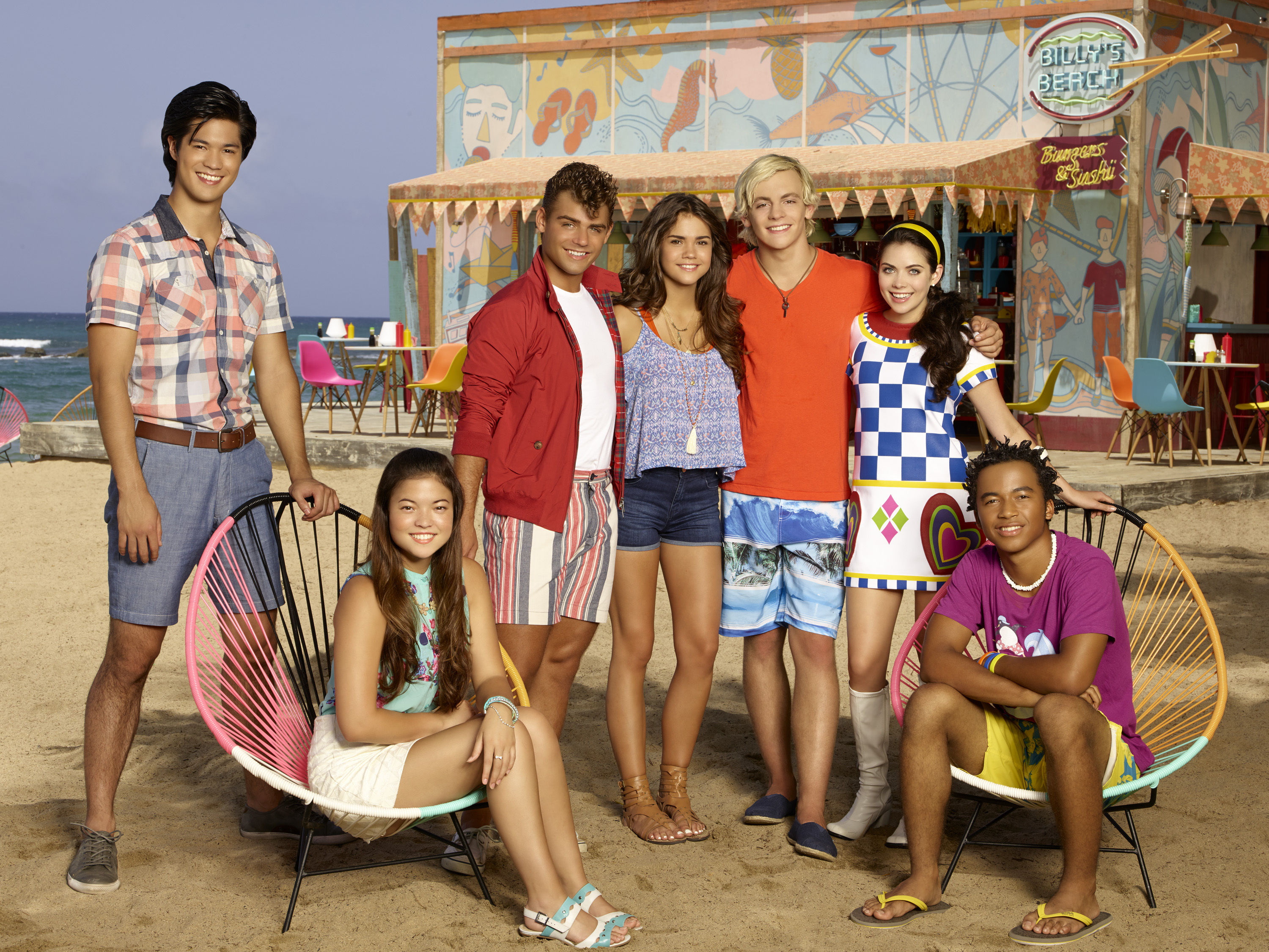 Teen Beach 2 - Disney Channel Original Movie