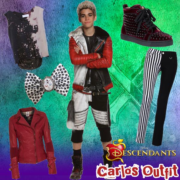 Disney Descendants Style Series: Carlos Outfit