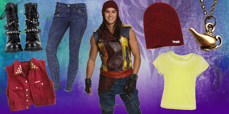 Disney Descendants Style Series: Jay Outfit - Jay Descendants Outfit