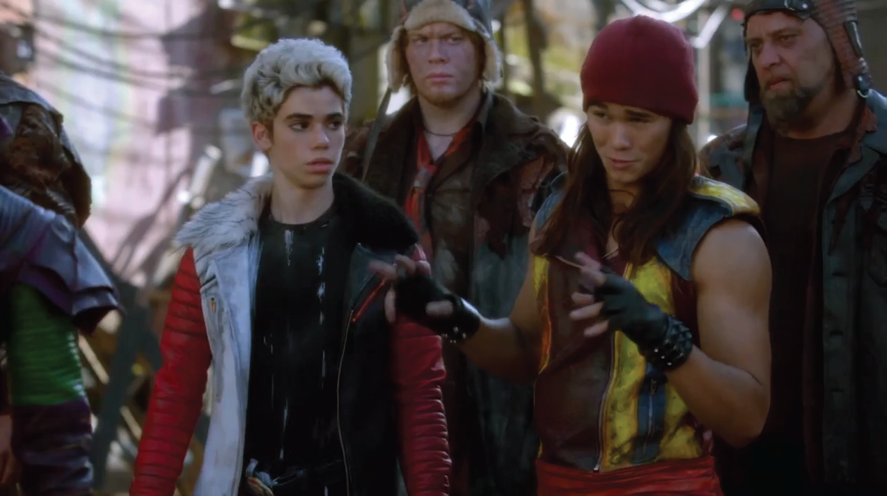 Disney Descendants - Jay and Carlos
