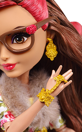 Rosabella Beauty Doll - Ever After High