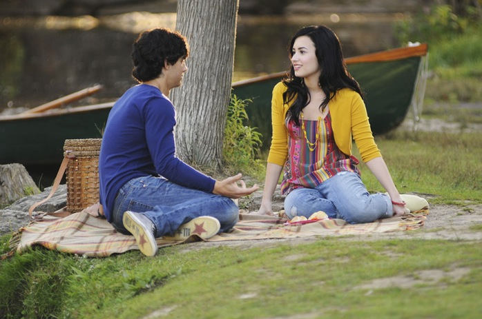 Shane and Mitchie - Camp Rock 2 - Disney Channel