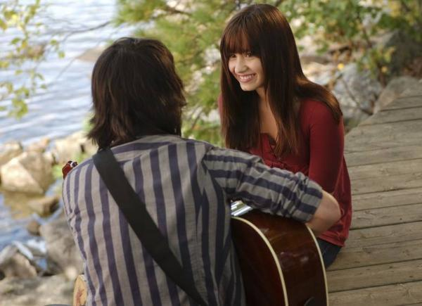 Shane and Mitchie - Camp Rock - Disney Channel