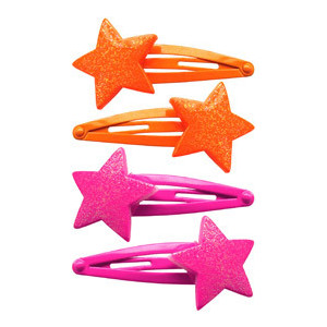 Star Hairclips