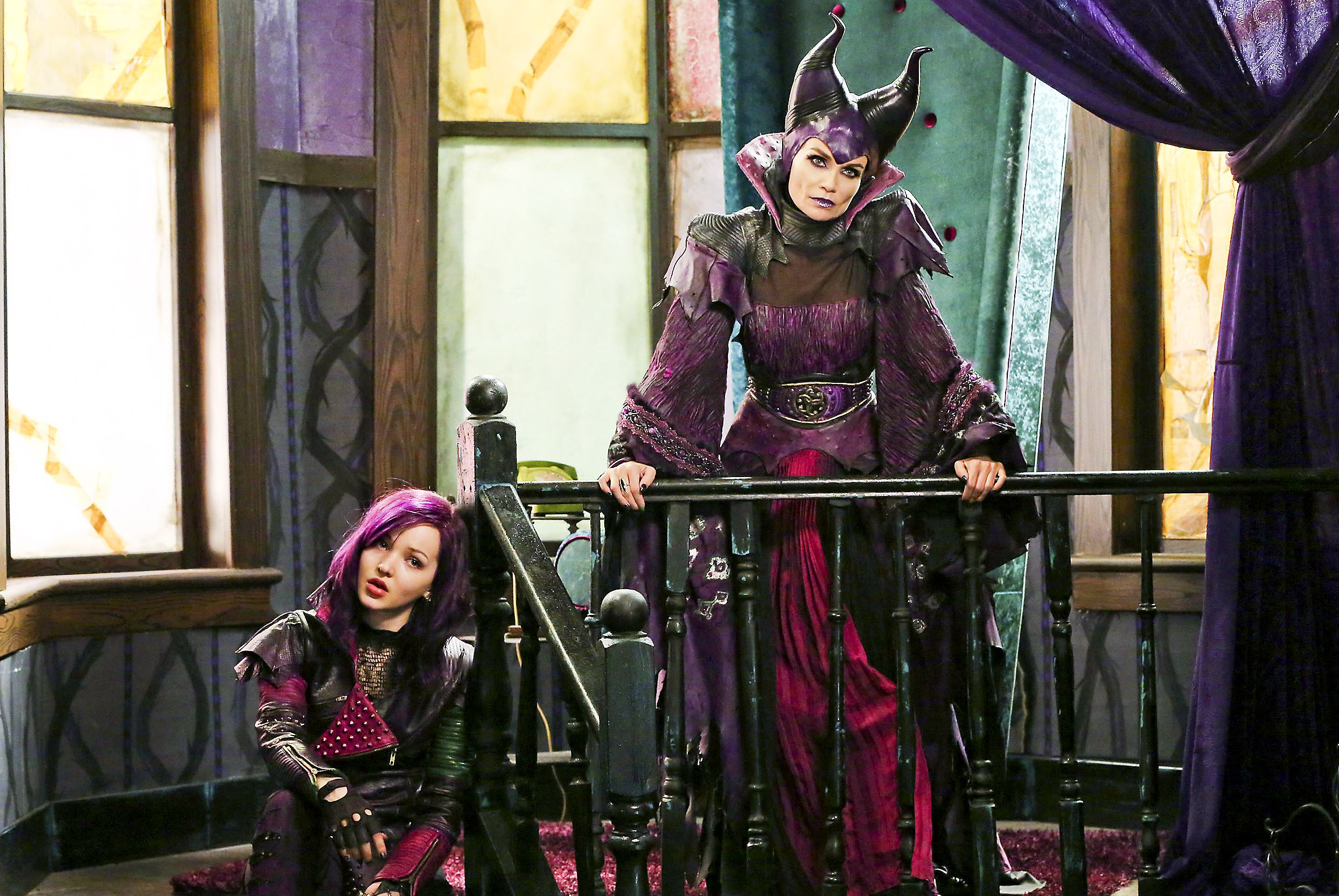 Disney Descendants - Disney Channel - Descendants Villain Quiz