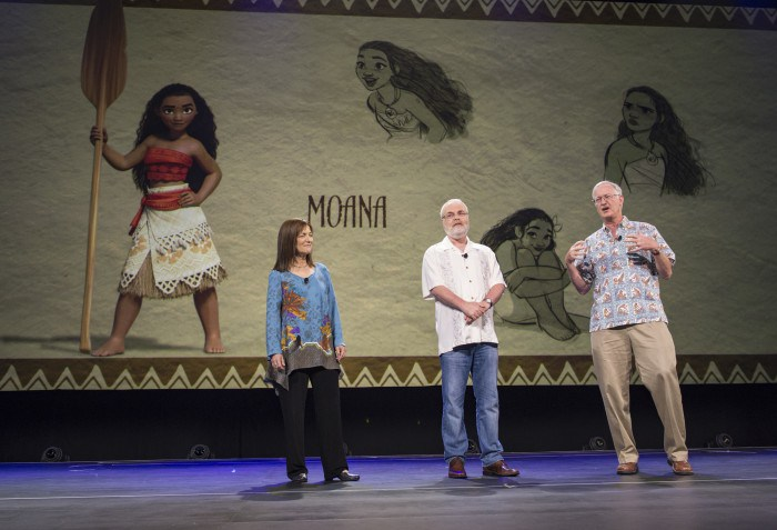 Moana - Disney Animation Studios