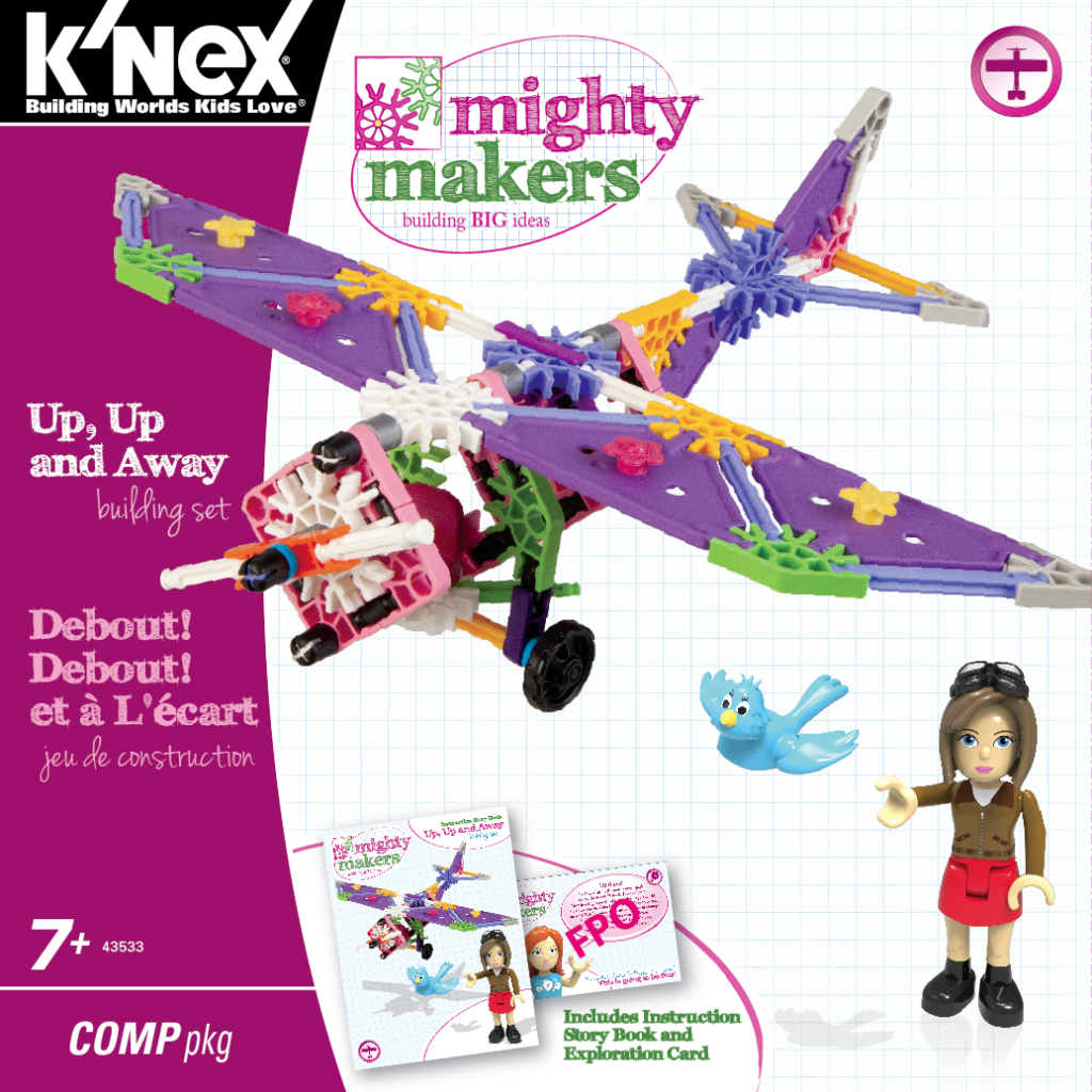Mighty Makers - K'NEX