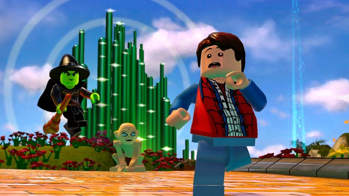 LEGO Dimensions Adventure Worlds