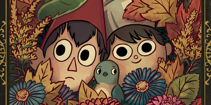 Over the Garden Wall Comic Miniseries - KaBoom