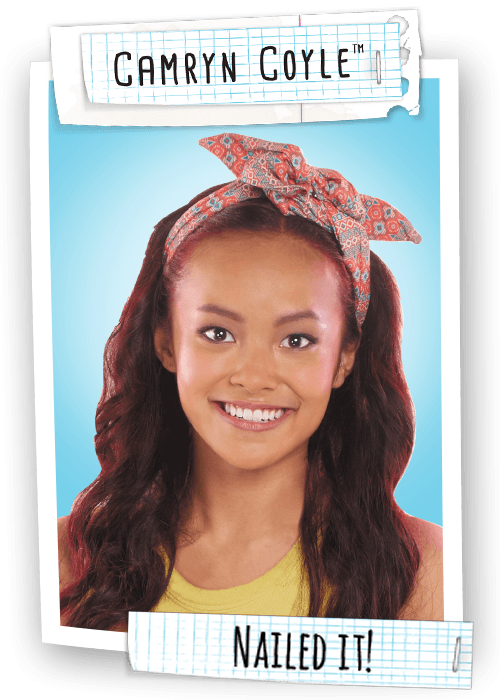Project Mc² - Camryn Coyle