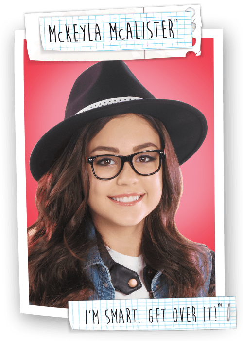 Project Mc² - McKeyla McAllister