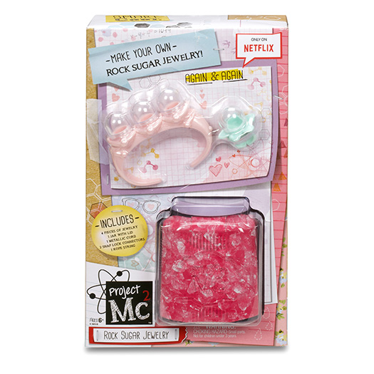 Project Mc² - Rock Sugar Jewelry Kit