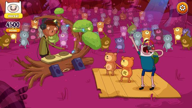 Rockstars of Ooo - Adventure Time - Belly of the Beast